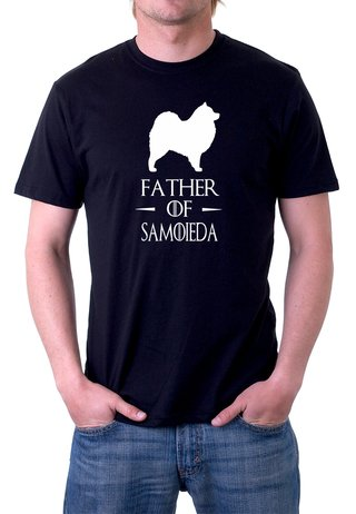 Camiseta Algodão Mother Of Samoieda