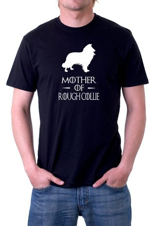 Camiseta Algodão Mother Of Rough Collie