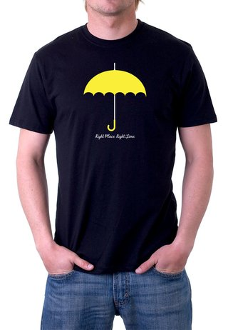 Camiseta How I Met your mother - 100% Algodão (modelo 3)