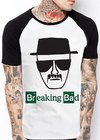 Camiseta Breaking Bad - 100% Poliéster (Modelo 19)