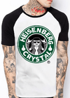 Camiseta Breaking Bad Heisenberg Crystal - 100% Poliéster (Modelo 3)