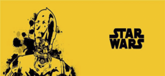 Caneca Star Wars C-3PO na internet