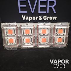 Panel Led Growtech 400W, Cultivo Indoor - Vaporever.