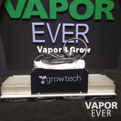 Panel Led Growtech 400W, Cultivo Indoor - Vaporever. - comprar online