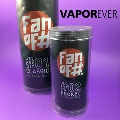 "Fan Of Hash ""Pocket"" 150 Micrones - Vaporever - comprar online"