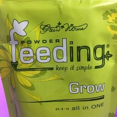 "Powder Feeding ""Grow"" x 10GR, Fertilizantes GreenHouse - Vaporever - comprar online"