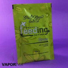 "Powder Feeding ""Grow"" x 10GR, Fertilizantes GreenHouse - Vaporever"