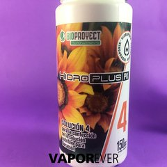 BioProyect Nutrients Floracion 4 x 150ml Hidroponia - VaporEver