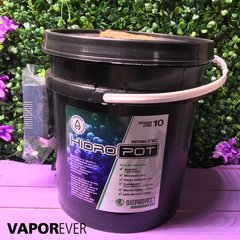 HidroPot 10lts, con aireador, BioProyect - VaporEver