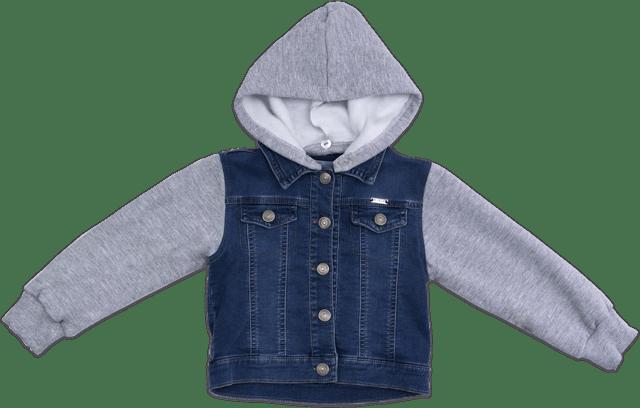 1ed96de596 jaqueta infantil topazio jeans - Comprar em TPZ KIDS