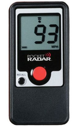Pocket Radar Handheld Sports Speed ​​Radar Gun