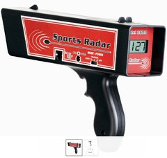 Radar Speed ​​Gun SR-3500 Radar - OUTLET SEM EMBALAGEM ORIGINAL