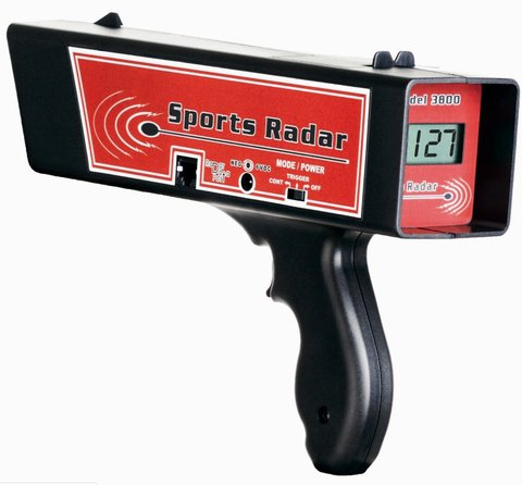 Radar Speed ​​Gun SR-3800 DSP
