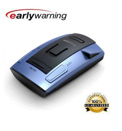 EW404 - 22 x 360° - DETECTOR DE RADARES EARLY WARNING
