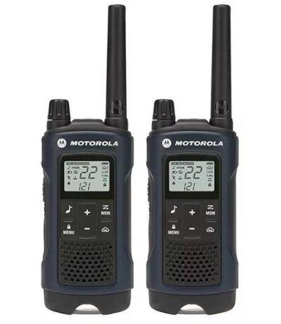 Radio Comunicador 56 km Talkabout Walk Talk Motoro......
