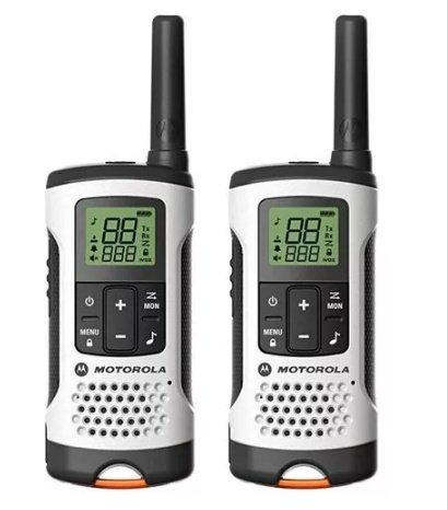 Rádio Comunicador Walkie Talkie Motorola Talkabout......