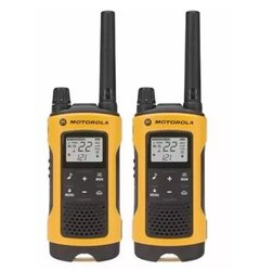 Kit 8 Radio Comunicador Motorola Talkabout T400mc 56km