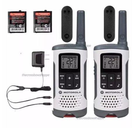 Rádio Motorola Walk Talk Talkabout T260 Comunicado......