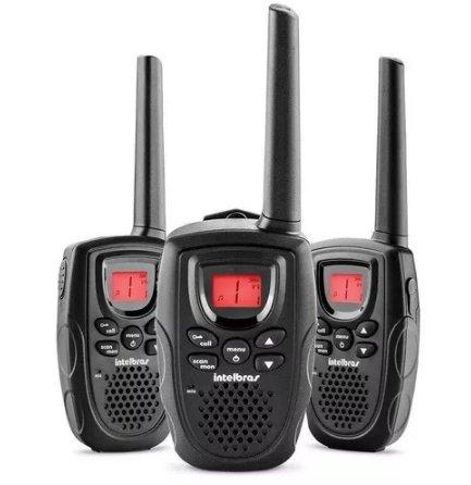 Radio Comunicador Rc 5003 Intelbras - Trio + Brind......