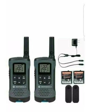 Radio Comunicador Motorola Alcance De Até 32km Wal......