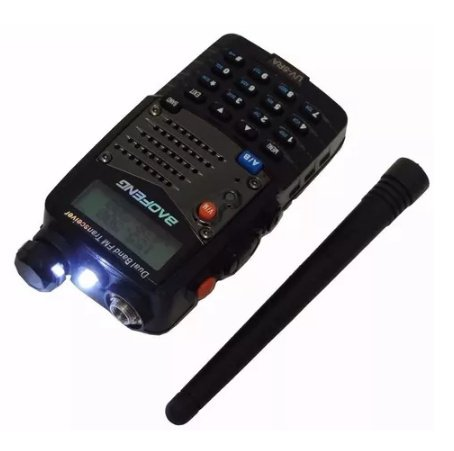 Radio Comunicador Dual Band Baofeng Uv-5ra Vhf Uhf