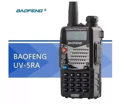 Rádio Baofeng Dual Band Uv-5r 136-174/400-520 Mhz......