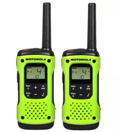 Radio Comunicador Motorola Talkabout T600 H2o Walk......