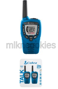 RADIO COBRA WALKIE TALKIE - CXT 332