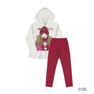 Conjunto Love Girl Bee Loop