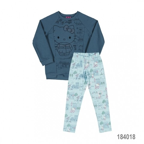 Conjunto Paris Hello Kitty