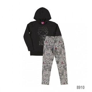 Conjunto Street Hello Kitty