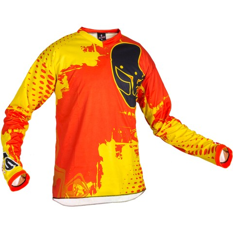 CAMISA IMS ACTION FLUORESCENTE