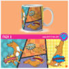 Taza 1 Art Pet Love