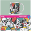 Taza 5 Art Pet Love