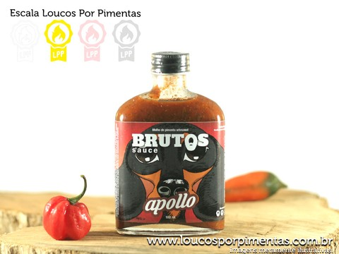 Apollo - Brutos Sauce (160 ml)
