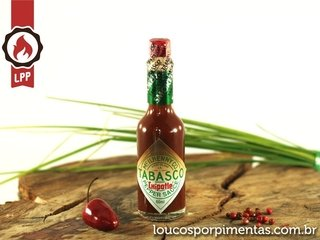 Tabasco Molho Chipotle Pepper Sauce - Tabasco (60 ml)