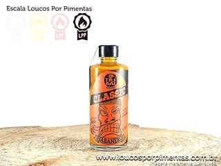Molho de pimenta Tribal Classic - Tribal Pepper (60 ml)