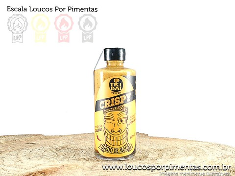 Molho de pimenta Tribal Crispy - Tribal Pepper (60 ml)