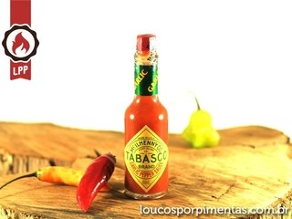 Tabasco Molho Garlic Pepper Sauce - Tabasco (60 ml)