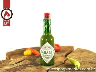 Tabasco Molho Green Pepper Sauce - Tabasco (60 ml)