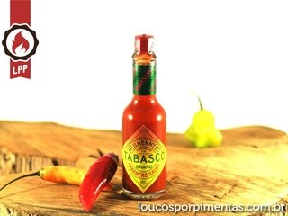 Tabasco Molho Habanero Pepper Sauce - Tabasco (60 ml)