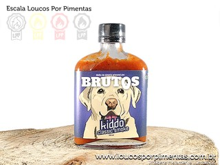 Kiddo - Brutos Sauce (160 ml)