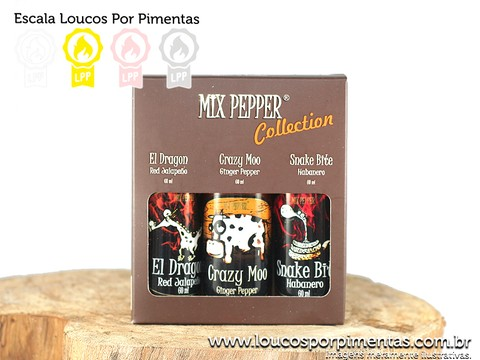 Kit Mix Pepper Collection - Mix Pepper (180 ml) - comprar online