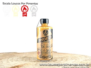 Molho de pimenta Tribal Smoked - Tribal Pepper (60 ml)