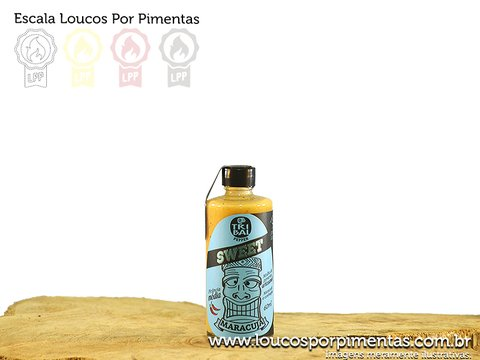 Molho de pimenta Tribal Sweet - Tribal Pepper (60 ml)