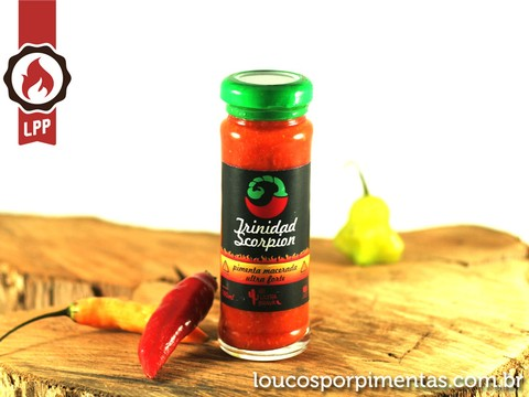 Macerada Trinidad Scorpion - Ultrabrava (100 ml)