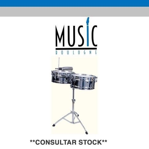 Timbaleta Elite serie timbal - Music Boulogne Br