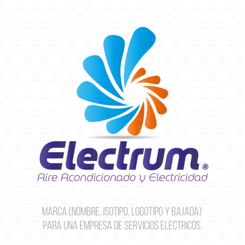 electrum logo color
