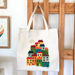 Tote Bag Casitas