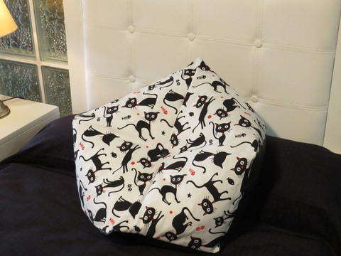 PILLOW CAT - ZEN - SOHO DESIGN